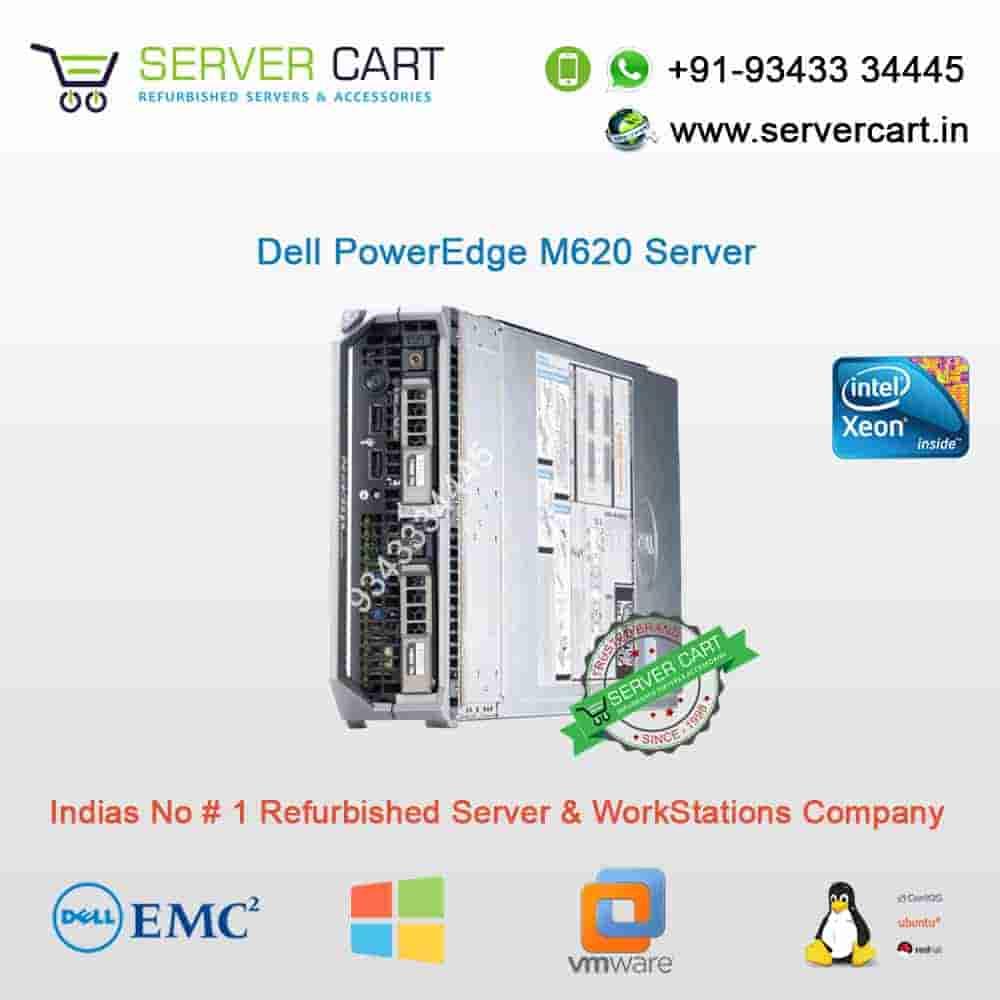 Dell Poweredge M620 Server